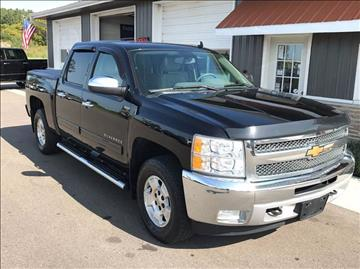2013 Chevrolet Silverado 1500 for sale at PARKWAY AUTO in Hudsonville MI