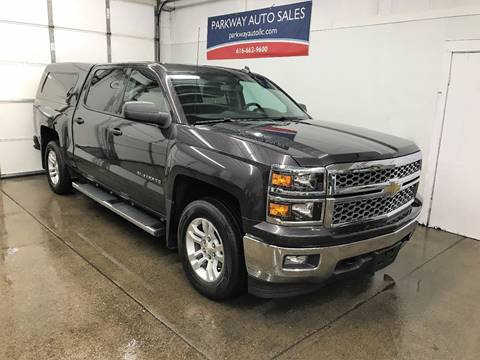 2014 Chevrolet Silverado 1500 for sale at PARKWAY AUTO in Hudsonville MI