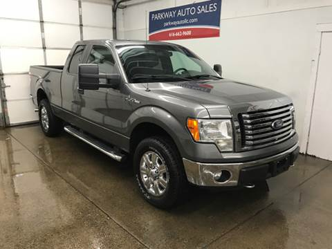 2012 Ford F-150 for sale at PARKWAY AUTO in Hudsonville MI