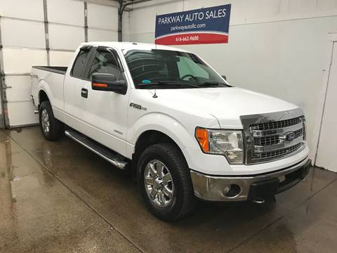 2013 Ford F-150 for sale at PARKWAY AUTO in Hudsonville MI