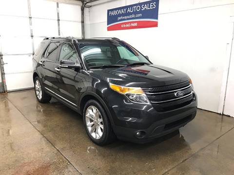 2014 Ford Explorer for sale in Hudsonville, MI