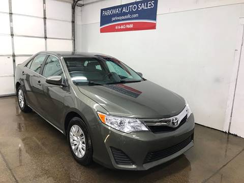 2012 Toyota Camry for sale in Hudsonville, MI