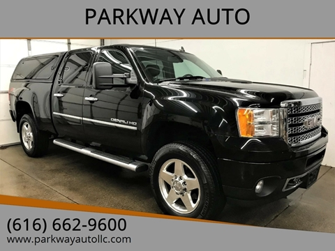 2011 GMC Sierra 2500HD for sale in Hudsonville, MI