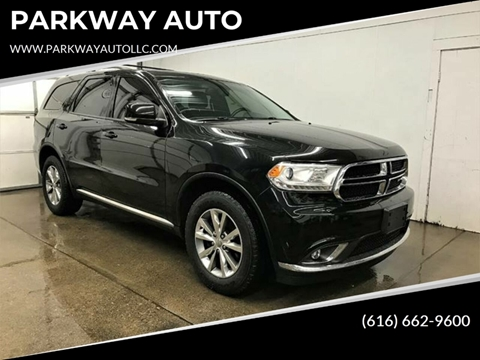 2015 Dodge Durango for sale in Hudsonville, MI