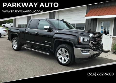 2016 GMC Sierra 1500 for sale in Hudsonville, MI