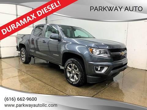 Duramax Diesel For Sale >> 2017 Chevrolet Colorado For Sale In Hudsonville Mi