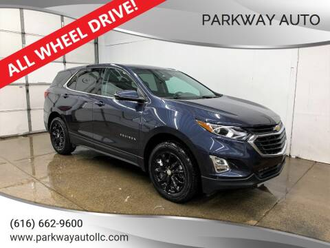 2018 Chevrolet Equinox LT for sale at PARKWAY AUTO in Hudsonville MI