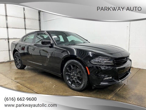 2015 Dodge Charger for sale at PARKWAY AUTO in Hudsonville MI