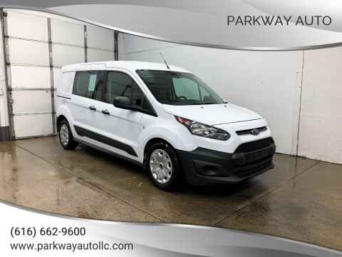 2015 Ford Transit Connect Cargo for sale at PARKWAY AUTO in Hudsonville MI