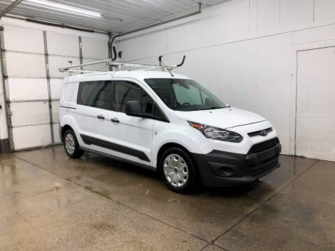2017 Ford Transit Connect Cargo for sale at PARKWAY AUTO in Hudsonville MI