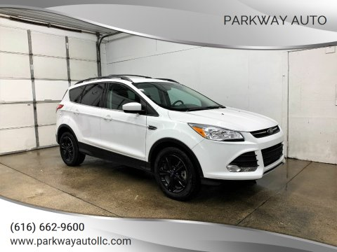2015 Ford Escape for sale at PARKWAY AUTO in Hudsonville MI