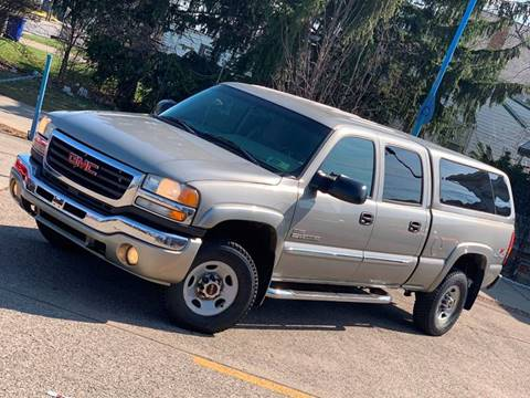 2003 GMC Sierra 2500HD for sale in Cleveland, OH