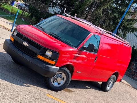 2006 Chevrolet Express Cargo for sale in Cleveland, OH