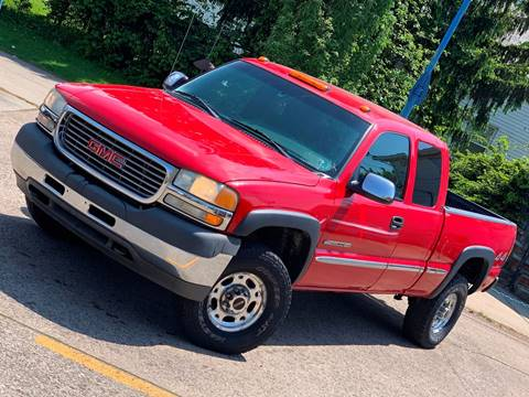 2002 GMC Sierra 2500HD for sale in Cleveland, OH