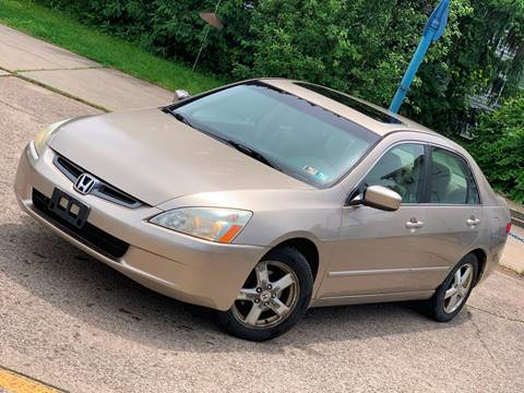 2005 Honda Accord for sale in Cleveland, OH