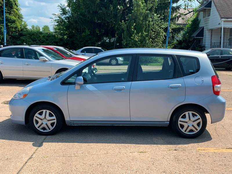 2008 Honda Fit 4dr Hatchback 5A In Cleveland OH - Exclusive