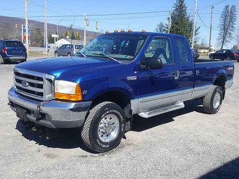 1999 Ford F-250 Super Duty for sale in Montgomery, PA