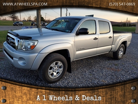 2009 Toyota Tacoma for sale in Montgomery, PA