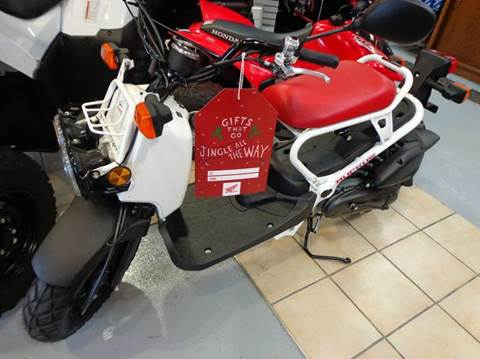 2020 Honda RUCKUS for sale at Dan Powers Honda Motorsports in Elizabethtown KY