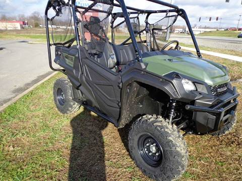 2021 Honda PIONEER 1000-5 for sale at Dan Powers Honda Motorsports in Elizabethtown KY