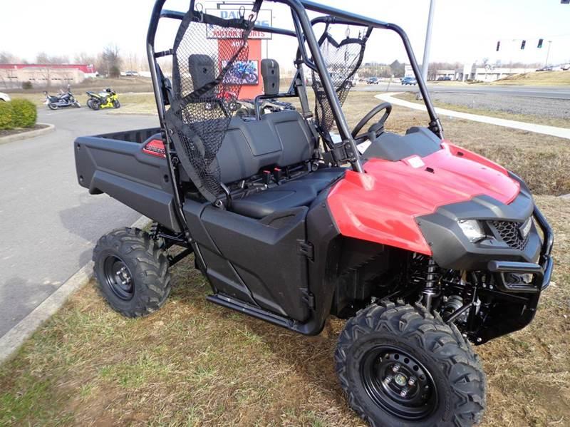 2021 Honda pioneer 700-2 for sale at Dan Powers Honda Motorsports in Elizabethtown KY