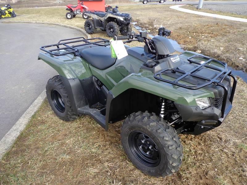 2017 Honda Rancher 420fa2 auto w/power steering - Elizabethtown KY