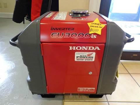 2021 Honda eu3000is for sale at Dan Powers Honda Motorsports in Elizabethtown KY