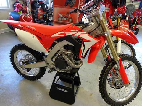 2020 Honda CRF450R for sale at Dan Powers Honda Motorsports in Elizabethtown KY