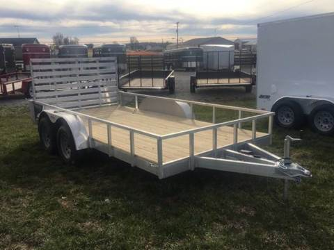 2018 Pace UT82X14TE2 for sale at Dan Powers Honda Motorsports in Elizabethtown KY