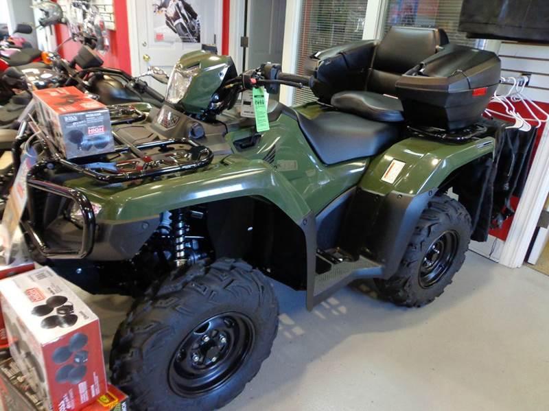 2021 Honda Rubicon  eps for sale at Dan Powers Honda Motorsports in Elizabethtown KY