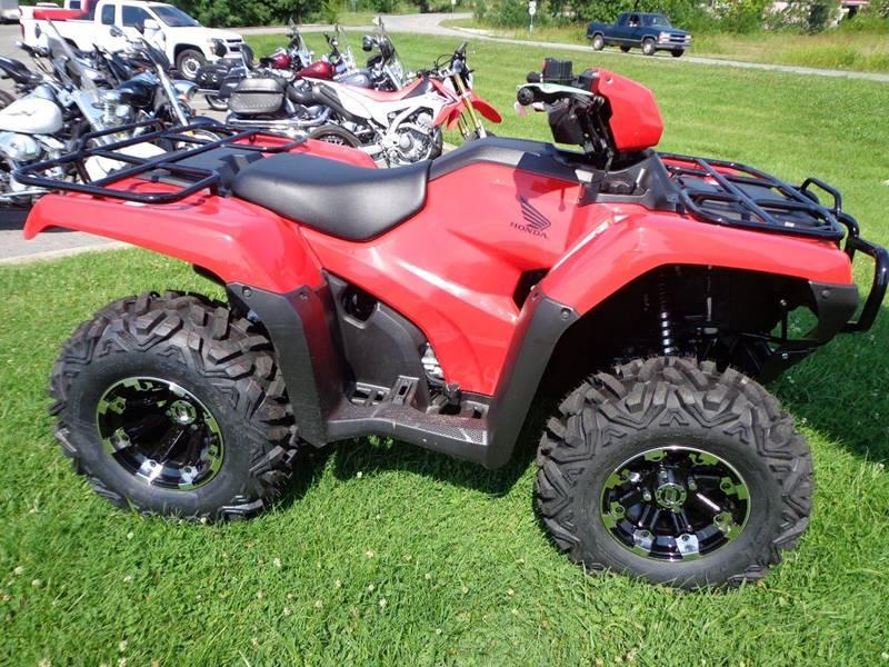 2021 Honda TRX520FM1 for sale at Dan Powers Honda Motorsports in Elizabethtown KY