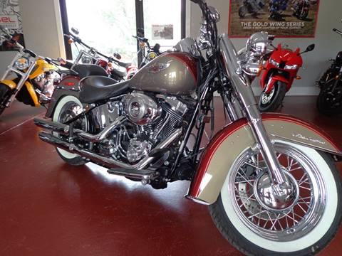 2009 Harley-Davidson FLSTNI