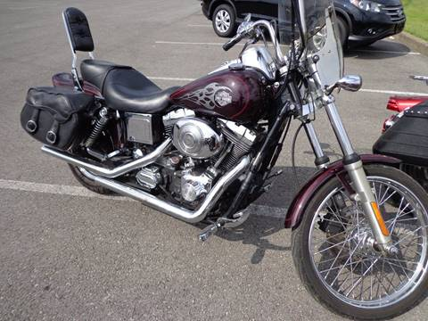 2005 Harley-Davidson FXDWG