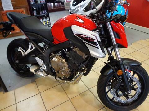 2018 Honda CB650 for sale at Dan Powers Honda Motorsports in Elizabethtown KY