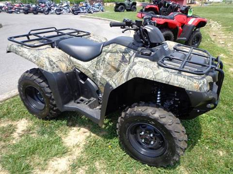 2020 Honda TRX420FA2 for sale at Dan Powers Honda Motorsports in Elizabethtown KY
