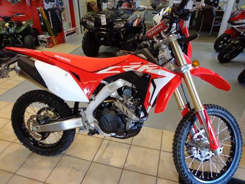 2019 Honda CRF450L for sale at Dan Powers Honda Motorsports in Elizabethtown KY