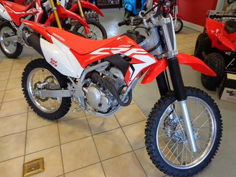 2019 Honda CRF250F for sale in Elizabethtown, KY