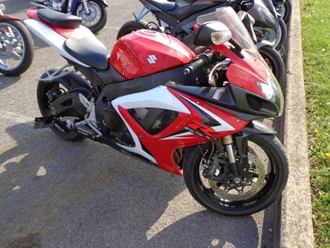 2007 Suzuki GSX-R600 for sale in Elizabethtown, KY