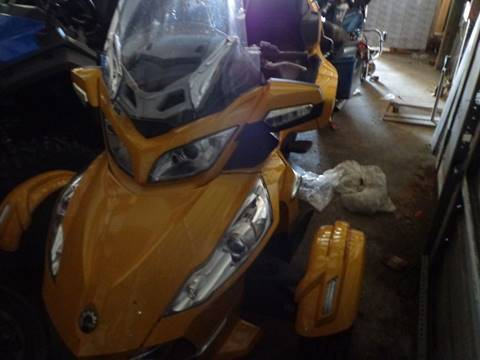 2013 Can-Am SPYDER for sale at Dan Powers Honda Motorsports in Elizabethtown KY