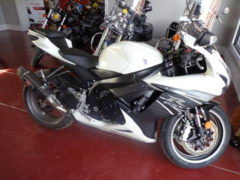 2011 Suzuki GSX-R600 for sale at Dan Powers Honda Motorsports in Elizabethtown KY
