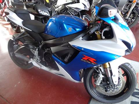 2013 Suzuki GSX-R750 for sale at Dan Powers Honda Motorsports in Elizabethtown KY