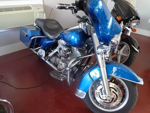 2006 Harley-Davidson FLHT for sale at Dan Powers Honda Motorsports in Elizabethtown KY