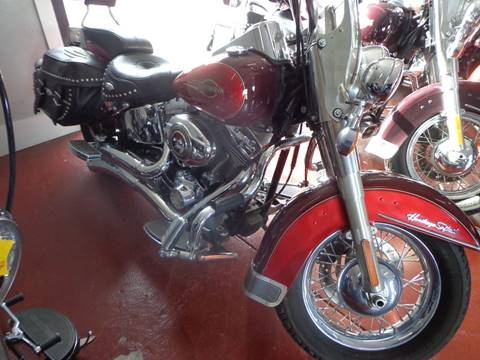 2008 Harley-Davidson FLSTC for sale at Dan Powers Honda Motorsports in Elizabethtown KY