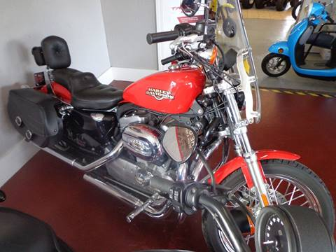 2010 Harley-Davidson XL883 for sale at Dan Powers Honda Motorsports in Elizabethtown KY