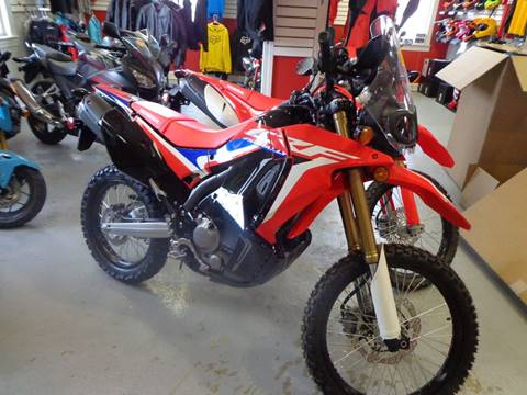 2019 Honda CRF250L for sale at Dan Powers Honda Motorsports in Elizabethtown KY
