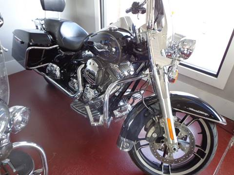2014 Harley-Davidson FLHR for sale at Dan Powers Honda Motorsports in Elizabethtown KY
