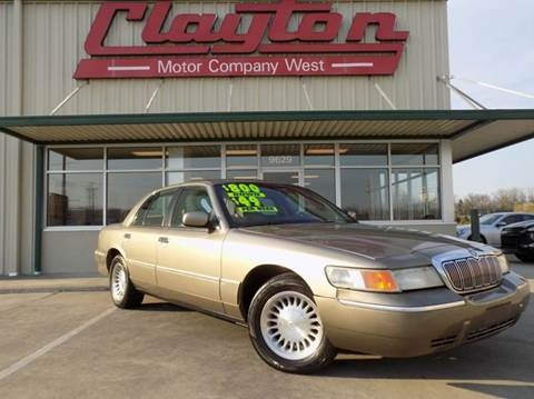 Mercury grand marquis for sale in knoxville tn for City motors knoxville tn