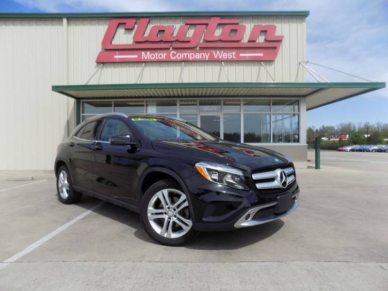 2015 Mercedes Benz GLA AWD GLA 250 4MATIC 4dr SUV   Knoxville TN