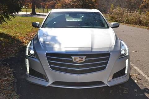 2016 Cadillac CTS for sale in Knoxville, TN