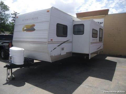 2006 Sunny Brook SunSet Creek 269BH for sale in Brighton, CO